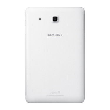 "Samsung Galaxy Tab E 9.6"" SM-T560 8 Go Blanc + SDHC 16 Go pas cher"