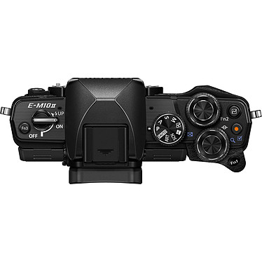 Avis Olympus E-M10 MK II Noir + Olympus OM-D + Kingston microSDHC 32 Go Class 10 + adaptateur
