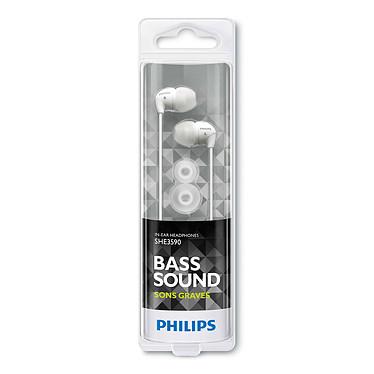 Acheter Philips SHE3590 Blanc