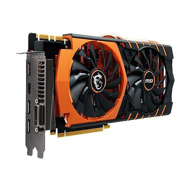 Avis MSI GeForce GTX 980 TI GAMING 6 G GOLDEN EDITION