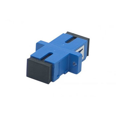 Coupleur optique simplex monomode SC/SC
