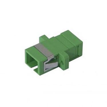 Coupleur optique simplex monomode SC/SC-APC