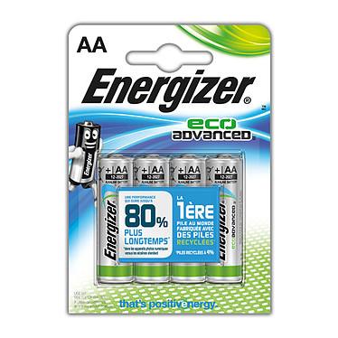 Energizer Ecoadvanced AA (par 4)