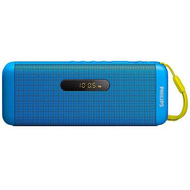 Philips SD700 Bleu Enceinte portable sans fil Bluetooth USB et microSD