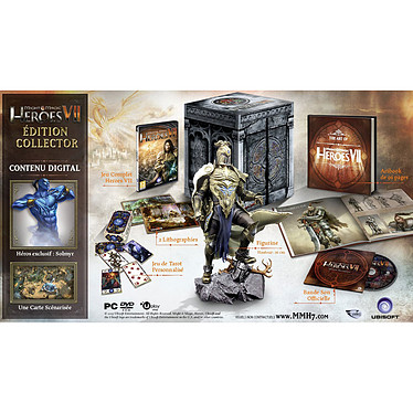 Might & magic : Heroes VII - Édition Collector (PC)