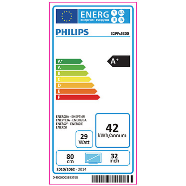 Philips 32PFH5300 pas cher