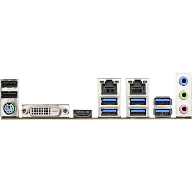 ASRock H170M-ITX/DL pas cher