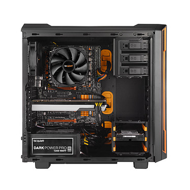 Comprar be quiet! Silent Base 600 (naranja)