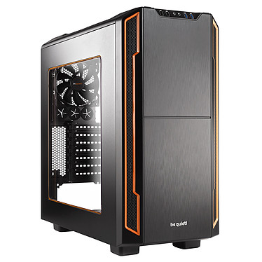 be quiet! Silent Base 600 Window (Orange)