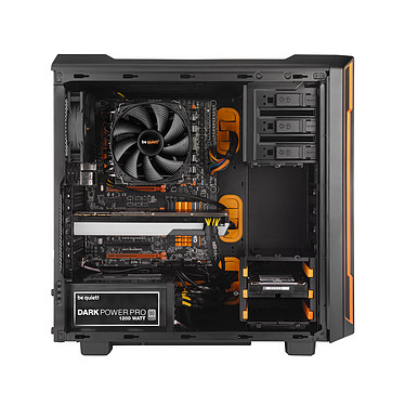 Acheter be quiet! Silent Base 600 Window (Orange)