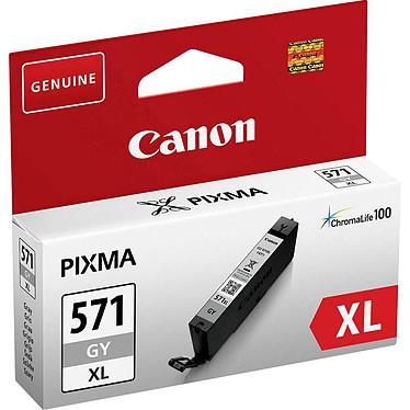 Canon CLI-571GY XL Cartouche d'encre grise à haut rendement