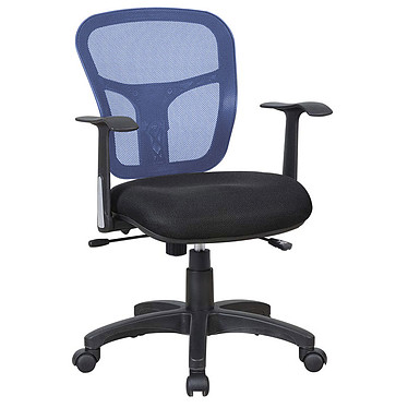 MT international Fauteuil Blue Mesh