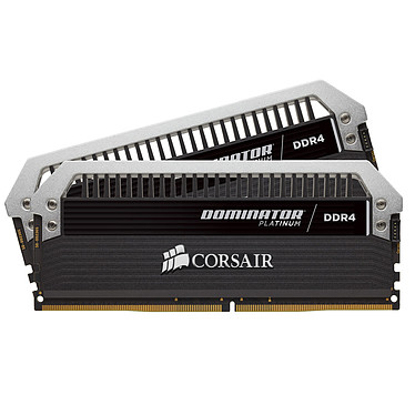 Corsair Dominator Platinum 32 Go (2x 16 Go) DDR4 3000 MHz CL15