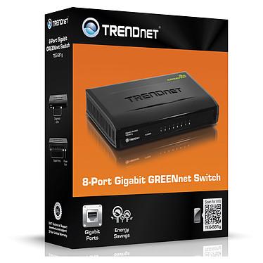 Acheter TRENDnet TEG-S81g