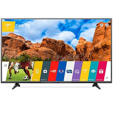 "LG 49UF680V Téléviseur LED 4K 49"" (124 cm) 16/9 - 3840 x 2160 pixels - TNT, Câble et Satellite HD - Ultra HD 2160p - 1000 Hz - Wi-Fi - Bluetooth - DLNA"