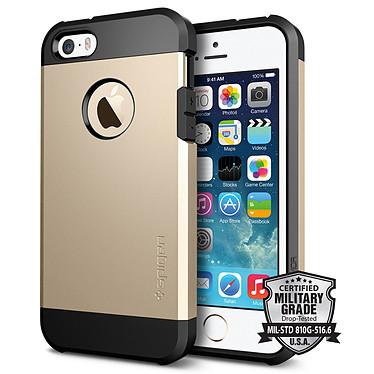 Spigen Case Tough Armor Champagne Gold Apple iPhone SE/5/5s