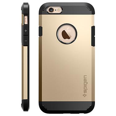 Avis Spigen Case Tough Armor Champagne Gold iPhone 6/6s