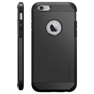 Avis Spigen Case Tough Armor Noir Apple iPhone 6/6s