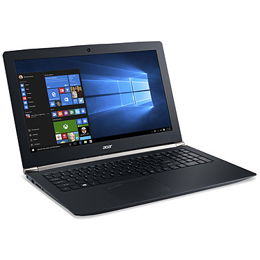 "Acer Aspire V Nitro VN7-592G-77FN Black Edition Intel Core i7-6700HQ 8 Go SSHD 1 To 15.6"" LED Full HD NVIDIA GeForce GTX 960M Wi-Fi AC/Bluetooth Webcam Windows 10 Famille 64 bits"