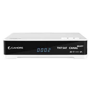 Cahors Teox HD Terminal Satellite HD TNTSAT CanalReady