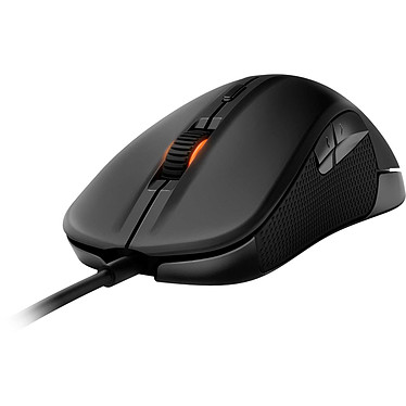 SteelSeries Rival 300 (noir)