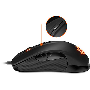 Comprar SteelSeries Rival 300 (negro)