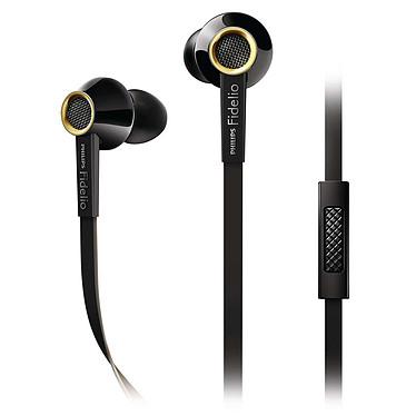 Philips Fidelio S2 Écouteurs intra-auriculaires avec commande et micro