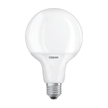 OSRAM Ampoule LED Superstar Classic globe E27 9W (60W) dimmable A+ Ampoule LED globe culot E27 dépolie gradable 9W (60W) 2700K Blanc Chaud