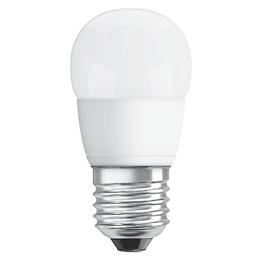 OSRAM Ampoule LED Superstar sphérique E27 5.4W (40W) A+ Ampoule LED sphérique culot E27 dépolie gradable 5.4W (40W) 2700K Blanc Froid