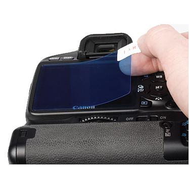 Kenko Films de Protection LCD pour Canon EOS700D Lot de 2 Films de protection anti-reflets