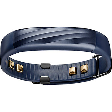 Jawbone UP3 Indigo Bracelet connecté sans fil pour smartphone iOS & Android