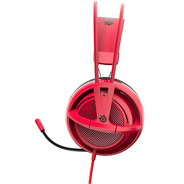 Acheter SteelSeries Siberia 200 (Forged Red - rouge)