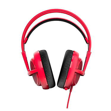Avis SteelSeries Siberia 200 (Forged Red - rouge)
