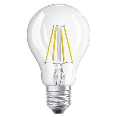 OSRAM Ampoule LED Retrofit standard E27 4W (40W) A++ Ampoule LED standard culot E27 filament 4W (40W) 2700K Blanc Chaud
