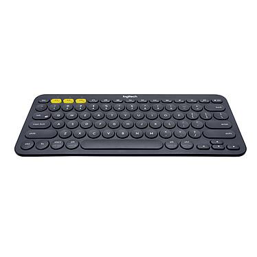 Avis Logitech Pack mobilité Bluetooth Souris M535 + Clavier K380 (Gris/jaune)
