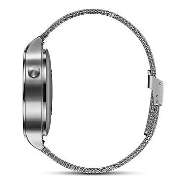 Avis Huawei Watch Classic Milanais Argent/Acier