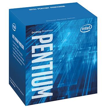 Intel Pentium G4500 (3.5 GHz) Processeur Dual Core Socket 1151 Cache L3 3 Mo Intel HD Graphics 530 0.014 micron (version boîte - garantie Intel 3 ans)