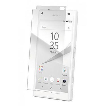 xqisit Vitre de protection pour Xperia Z5 Compact Vitre de protection Tought pour Sony Xperia Z5 Compact