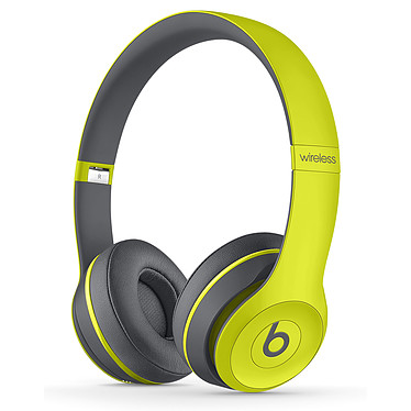 Avis Beats Solo 2 Wireless Active Collection Jaune