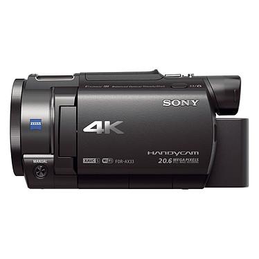Avis Sony FDR-AX33B