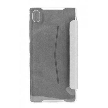 Acheter xqisit Etui Flap Cover Adour Blanc Sony Xperia Z5