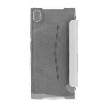 Acheter xqisit Etui Flap Cover Adour Blanc Sony Xperia Z5 Compact