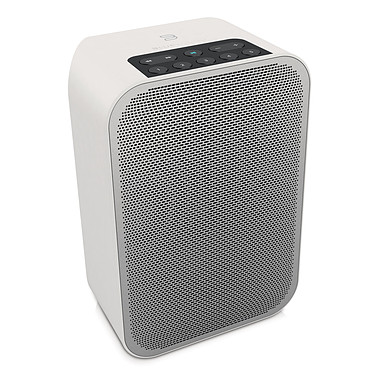 Bluesound Pulse Flex Blanc Système audio multiroom avec Wi-Fi, Bluetooth pour Streaming audio et Web radio compatible Hi-Res Audio