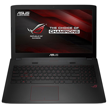 "ASUS G552VW-DM262T Intel Core i7-6700HQ 8 Go SSD 128 Go + HDD 1 To 15.6"" LED Full HD NVIDIA GeForce GTX 960M Graveur DVD Wi-Fi AC/Bluetooth Webcam Windows 10 Famille 64 bits (garantie constructeur 2 ans)"