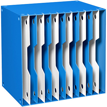 CEP Module CubiCep 12 cases Gloss bleu Océan