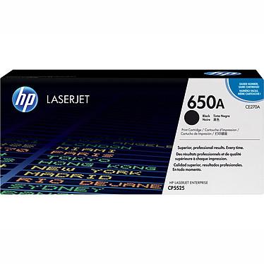 HP LaserJet 650A (CE270A) Tóner negro (13.500 páginas al 5%)