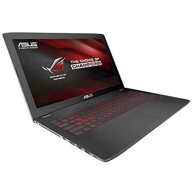 "ASUS GL752VW-T4003T Intel Core i7-6700HQ 8 Go 1 To 17.3"" LED Full HD NVIDIA GeForce GTX 960M Wi-Fi AC/Bluetooth Webcam Windows 10 Famille 64 bits (garantie constructeur 2 ans)"