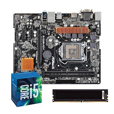 Kit Upgrade PC Core i5 ASRock B150M-HDV 4 Go
