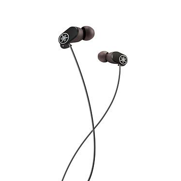 Yamaha EPH-W22 Noir Écouteurs intra-auriculaires sans fil Bluetooth