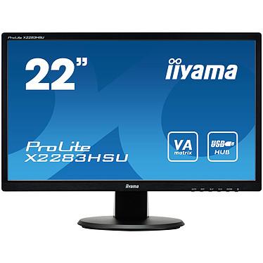 "iiyama 21.5"" LED - ProLite X2283HSU-B1DP"